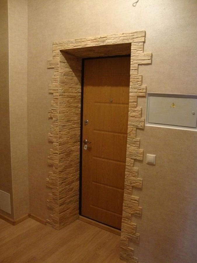 Как отделать входную дверь? Материалы для отделки