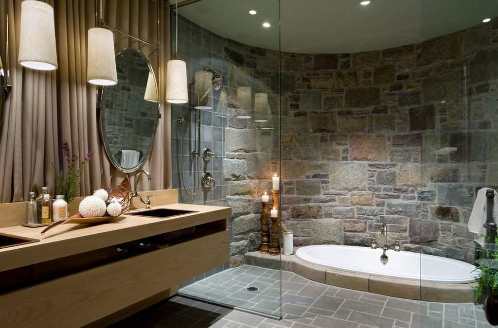 Декоративная плитка dekory или уникальный декор ванной