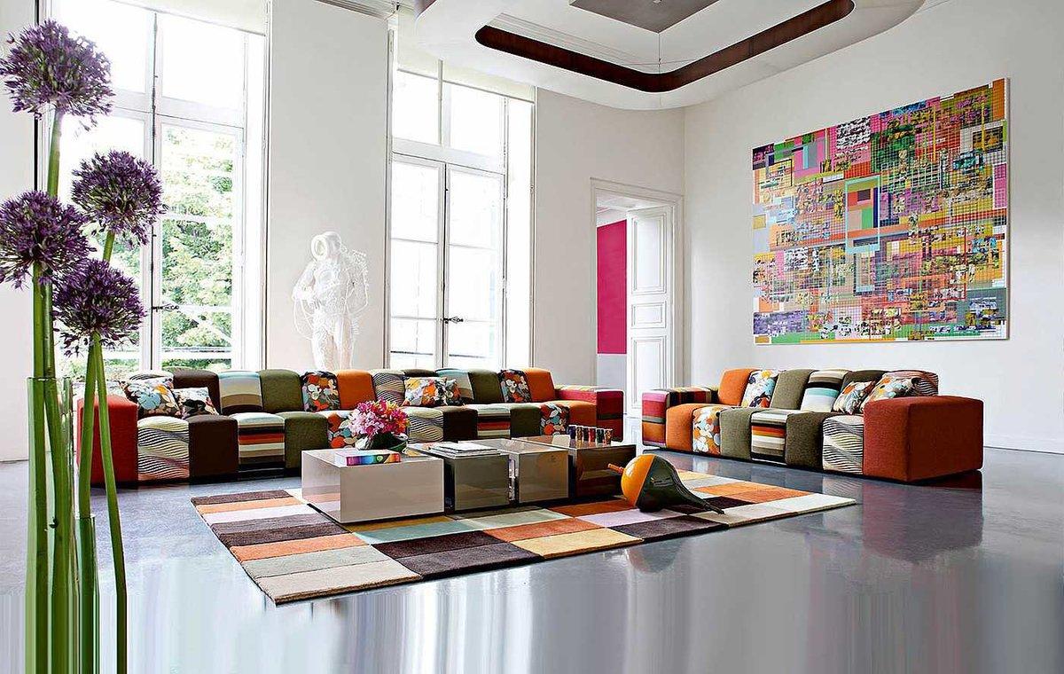 Многообразие стилей в современных интерьерах