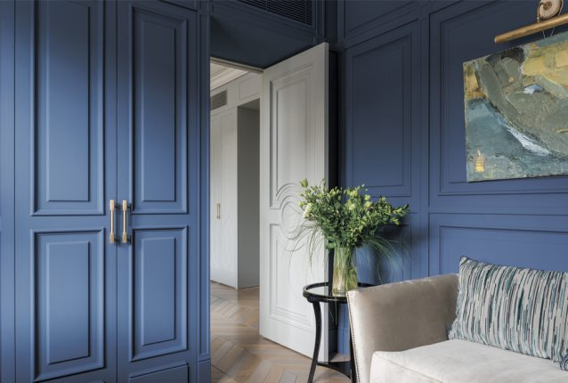 Двери и мебель должны гармонировать
