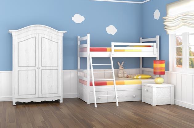 Создаем дизайн интерьера для детской комнаты